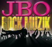 J.B.O. - Rock Muzik (EP) - CD-Cover