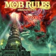 Mob Rules - Ethnolution A.D. - Cover