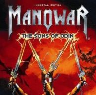 Manowar - The Sons Of Odin (EP - Immortal Edition) - Cover