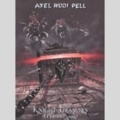 Axel Rudi Pell - Knight Treasures (DVD) - CD-Cover