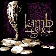 Lamb Of God - Sacrament - Cover