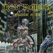 Iron Maiden - Somewhere In Time - CD-Cover
