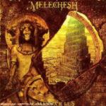 Cover - Melechesh – Emissaries