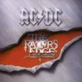 AC/DC - The Razors Edge - CD-Cover