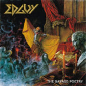 Edguy - The Savage Poetry - CD-Cover