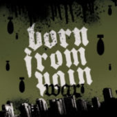 Born From Pain - War - CD-Cover