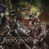 Fairyland - The Fall Of An Empire - Cover