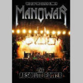 Manowar - The Day The Earth Shook - The Absolute Power (DVD) - CD-Cover