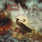Various Artists - Metalmessage Vol. 3 - CD-Cover