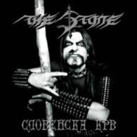 The Stone - Slovenska Krv - Cover