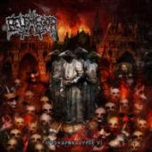 Belphegor - Pestapokalypse VI - CD-Cover