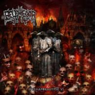 Belphegor - Pestapokalypse VI - Cover