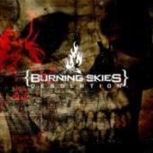 Burning Skies - Desolation - CD-Cover