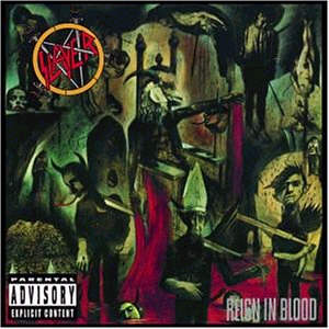 Slayer - Reign in Blood - Cover