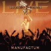 Saltatio Mortis - Manufactum – Live auf dem Mittelaltermarkt - CD-Cover