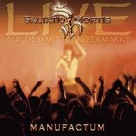 Saltatio Mortis - Manufactum – Live auf dem Mittelaltermarkt - Cover