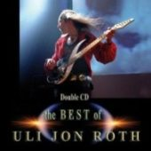 Uli Jon Roth - The Best Of Uli Jon Roth - CD-Cover