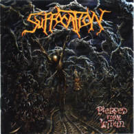 Suffocation - Pierced From Within - Cover