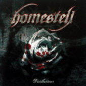 Homestell - Desillusions - CD-Cover