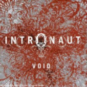 Intronaut - Void - CD-Cover