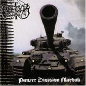 Marduk - Panzer Division Marduk - CD-Cover