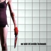 One Bullet Left - Invisible Fleshwounds (EP) - CD-Cover