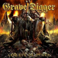 Grave Digger - Liberty Or Death - Cover