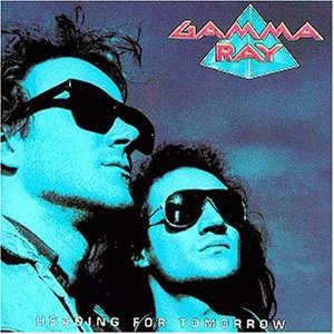 Gamma Ray - Heading For Tomorrow - Cover