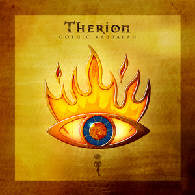 Therion - Gothic Kabbalah - Cover