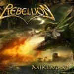 Cover - Rebellion – Miklagard (EP)