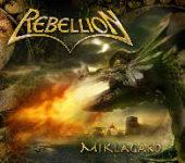 Rebellion - Miklagard (EP) - CD-Cover