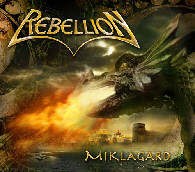 Rebellion - Miklagard (EP) - Cover