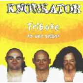 Knorkator - Tribute to uns selbst - CD-Cover