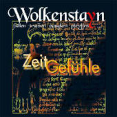 Wolkenstayn - Zeitgefühle - CD-Cover