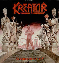 Kreator - Terrible Certainty - Cover
