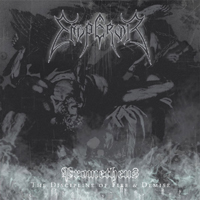 Emperor - Prometheus: The Discipline Of Fire And Demise - Cover