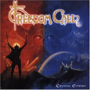 Freedom Call - Crystal Empire - Cover