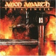 Amon Amarth - The Avenger - Cover