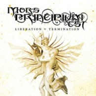 Mors Principium Est - Liberation = Termination - Cover