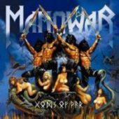 Manowar - Gods Of War - CD-Cover