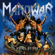 Manowar - Gods Of War - Cover
