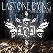 Last One Dying - Anthems Of The Lost (EP) - CD-Cover