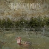 On Broken Wings - Going Down - CD-Cover