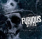 Furious Styles - Life Lessons - CD-Cover
