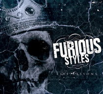 Furious Styles - Life Lessons - Cover
