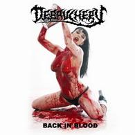 Debauchery - Back In Blood - Cover