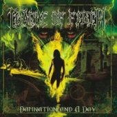 Cradle Of Filth - Damnation And A Day - CD-Cover