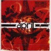 April - Tidelines - CD-Cover