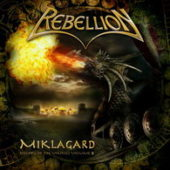 Rebellion - Miklagard (The History of the Vikings, Part II) - CD-Cover