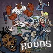 Hoods - Ghettoblaster - CD-Cover